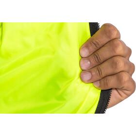 Alé Cycling Guscio Light Pack Vest Men flou yellow